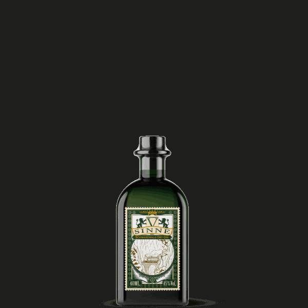 V-SINNE Dry Gin Miniatur