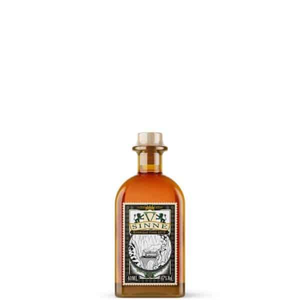 V-SINNE Gin Barrique Miniatur Edition 2019