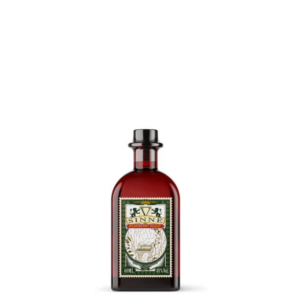 V-SINNE Raspberry Magic Gin Miniatur 40ml