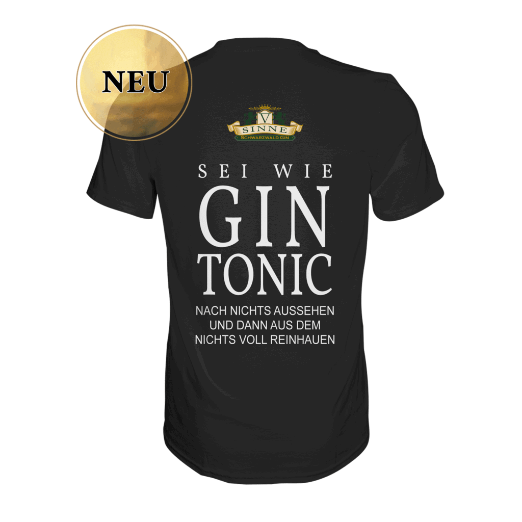 V-SINNE Gin T-Shirt