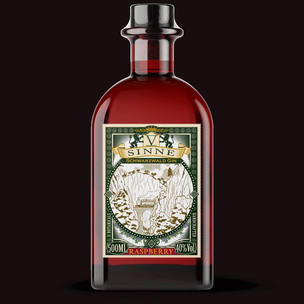 V-SINNE Gin Raspberry Magic Himbeergin