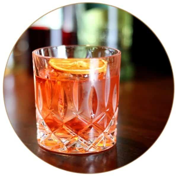 V-SINNE Magic Gland Gin Cocktail