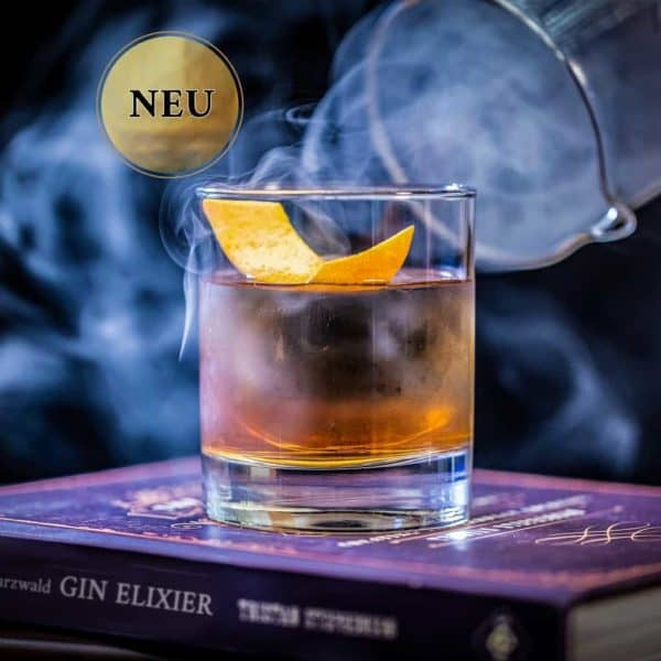 V-SINNE Gin Elixier Best Serve