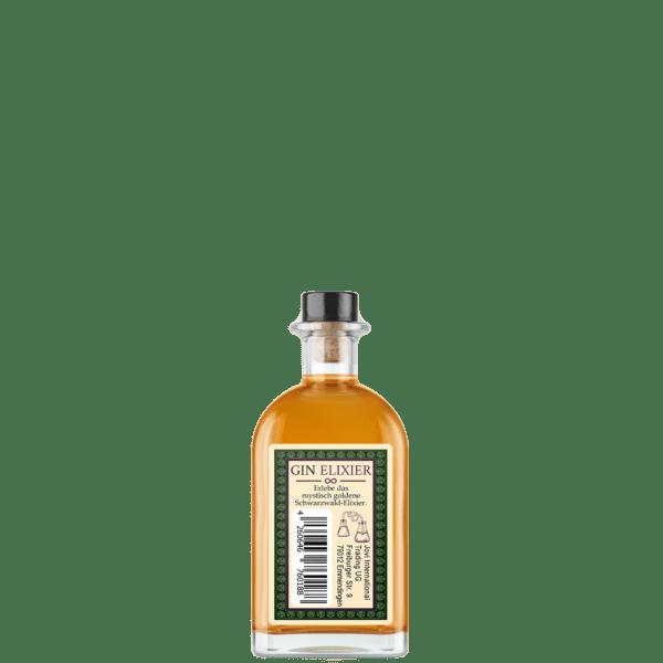 V-SINNE Gin Elixier Mini Rückseite
