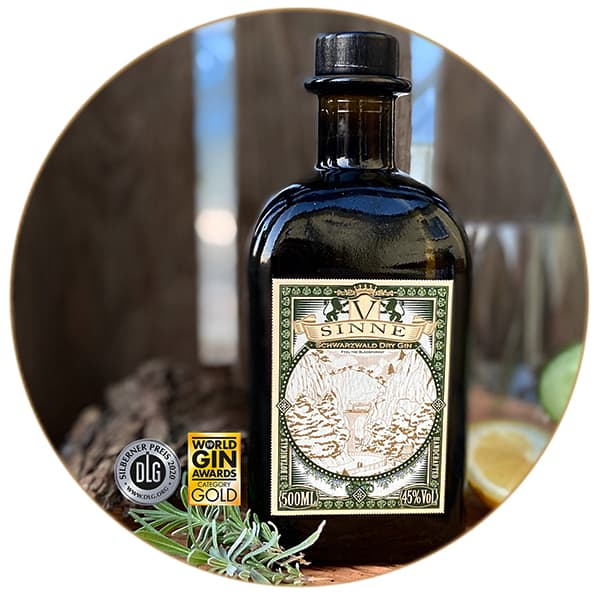 V-SINNE Schwarzwald Dry Gin