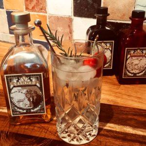 V-SINNE Schwarzwald Gin Trilogie