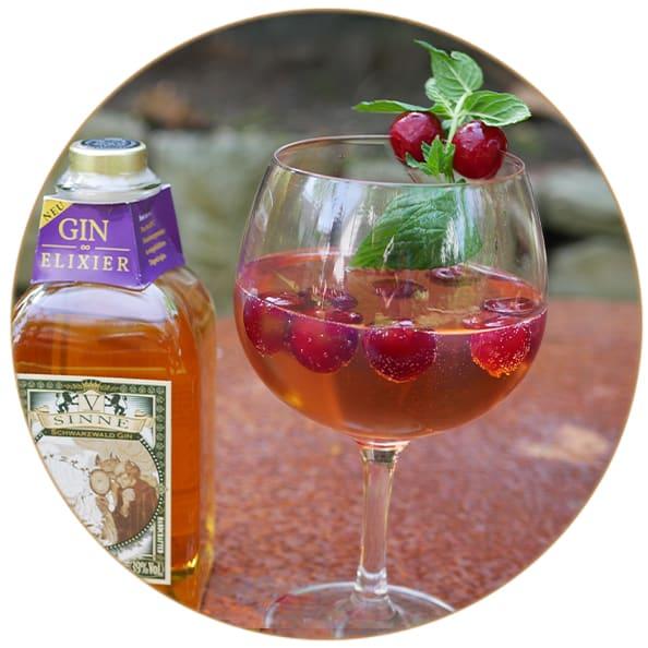 Gin Tonic Sour