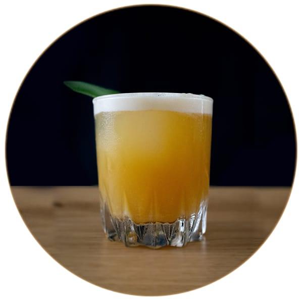 Gin Fizz Mandarine