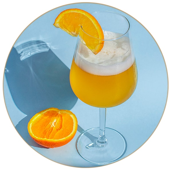 Gin Fizz Orange