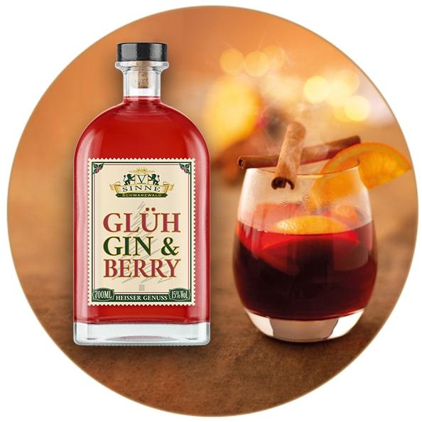V-SINNE Glüh-Gin